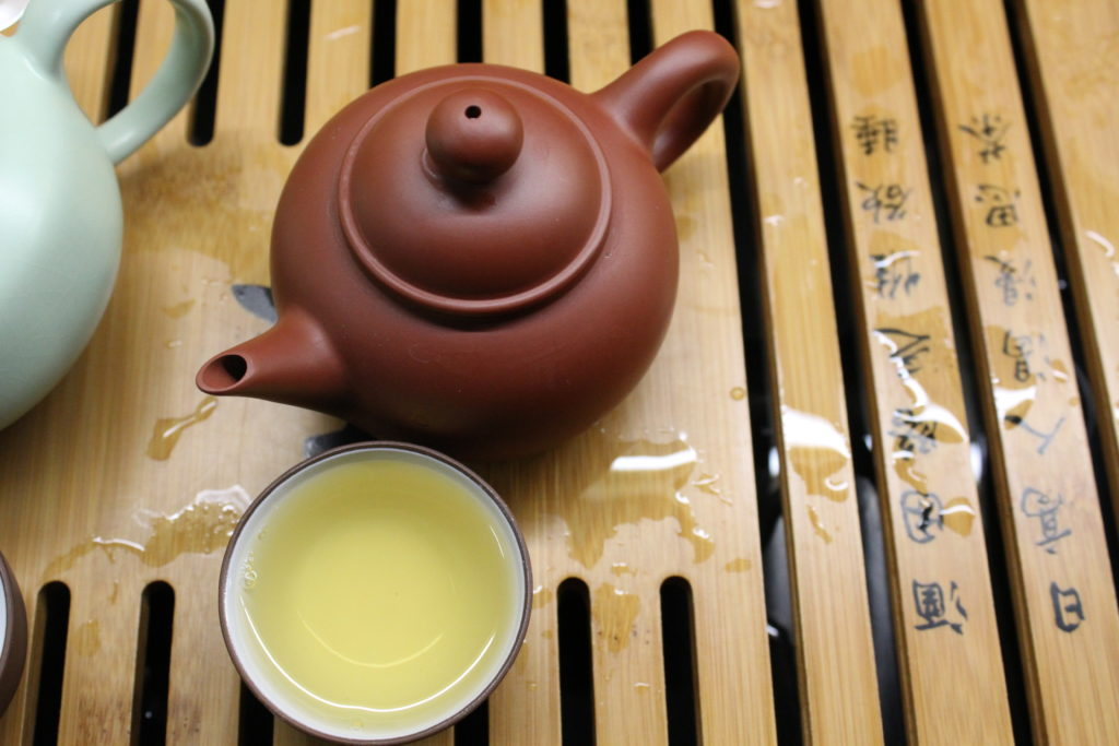 Duck shit oolong wudong tea