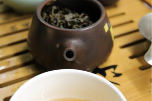 Wild Tianjian Exquisite Leaves tea adventures