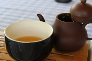 Makinohara Benifuki Oolong curious tea tea adventures