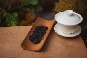 Kaori Black Mei leaf Tea Adventures