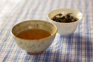 Autumn Tie Guan Yin essence of tea Tea Adventures