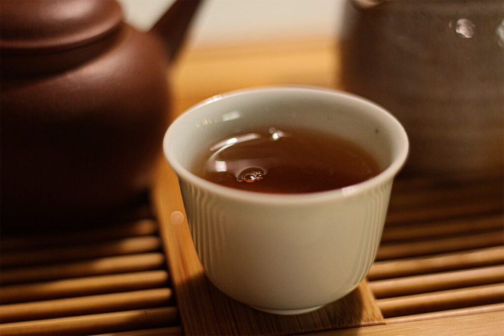 Wu Di Hong Cha Essence of Tea Tea Adventures