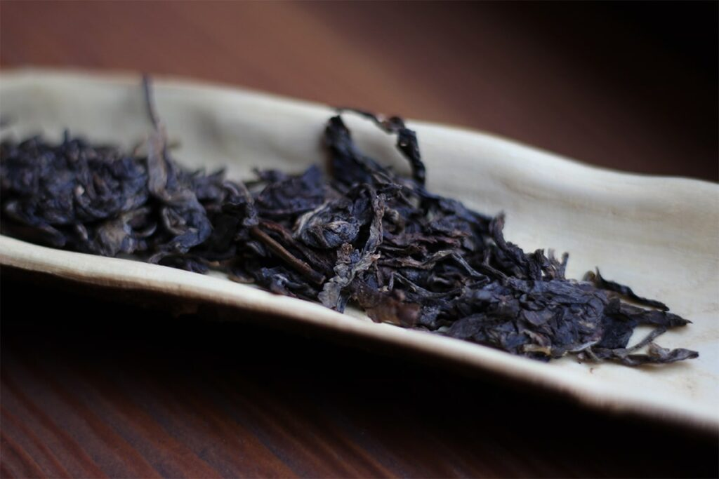 2007 Changtai Cha Hu Chen Nannuo Raw Puerh Lao Tea Shop Tea Adventures