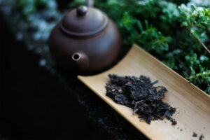 2007 Aged Aroma Puerh Yee on Tea Tea Adventures