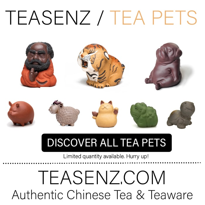 Traditional tea pet