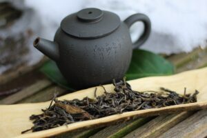 2020 Yunnan Lincang Maocha Lao Tea Shop Tea Adventures