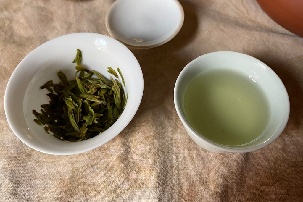 Xihu Longjing Hey China Tea Tea Adventures