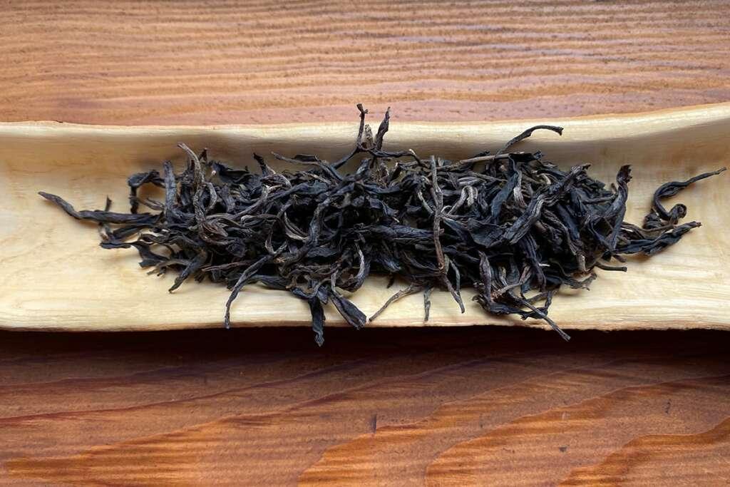 2014 Wang Bing Zi Juan Purple Vin satori Tea Adventures