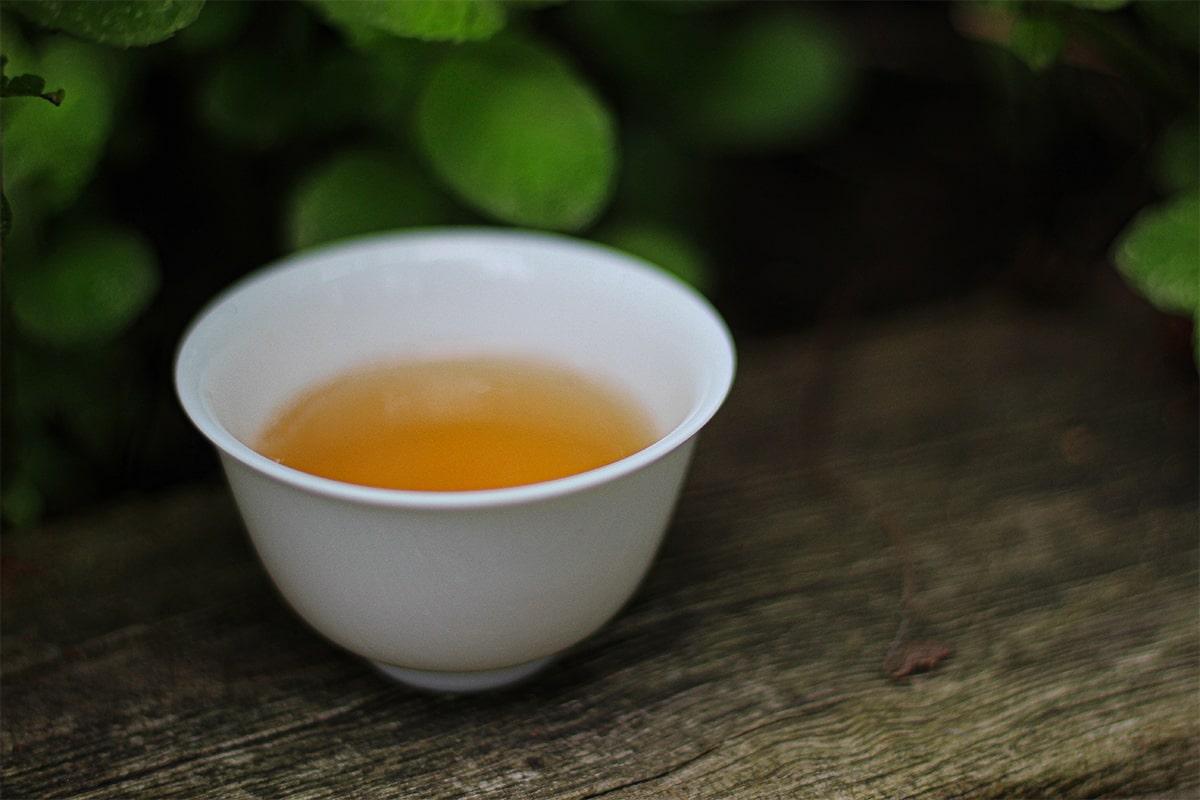 2010 King of Pu-erh sheng Hey China Tea Adventures